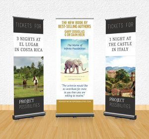 Retractable Banner Printers Sunshine Coast